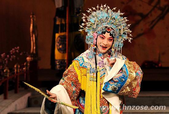 经典京剧唱腔欣赏(60首—2) - 好友 - 好友